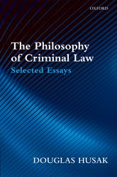 The Philosophy of Criminal Law