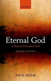 Eternal GodA Study of God without Time