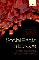 Social Pacts in EuropeEmergence, Evolution, and Institutionalization
