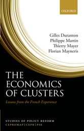 The Economics of ClustersLessons from the French Experience