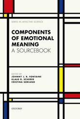 Components of Emotional MeaningA sourcebook$