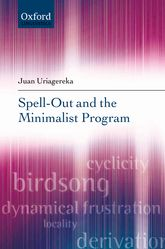 Spell‐Out and the Minimalist Program | Oxford Scholarship Online