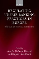 Regulating Unfair Banking Practices in Europe$