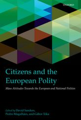 Citizens and the European PolityMass Attitudes Towards the European and National Polities$