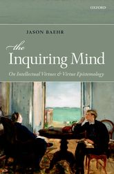The Inquiring MindOn Intellectual Virtues and Virtue Epistemology