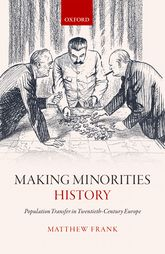 Making Minorities History – Population Transfer in Twentieth-Century Europe - Oxford Scholarship Online