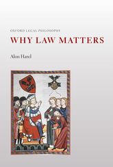 Why Law Matters | Oxford Scholarship Online