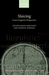 Sluicing: Cross-Linguistic Perspectives