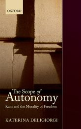 The Scope of Autonomy