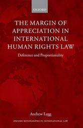 The Margin of Appreciation in International Human Rights Law