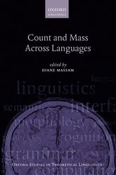 Count and Mass Across Languages$