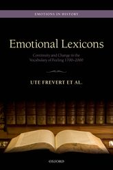 Emotional LexiconsContinuity and Change in the Vocabulary of Feeling 1700-2000$
