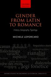 Gender from Latin to RomanceHistory, Geography, Typology