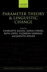 Parameter Theory and Linguistic Change | Oxford Scholarship Online