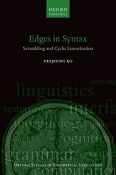 Edges in SyntaxScrambling and Cyclic Linearization