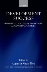 Development SuccessHistorical Accounts from More Advanced Countries