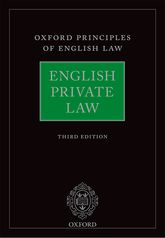 English Private Law