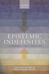 Epistemic Indefinites – Exploring Modality Beyond the Verbal Domain | Oxford Scholarship Online