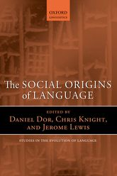 The Social Origins of Language$