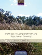 Methods in Comparative Plant Population Ecology, Second Edition - Oxford Scholarship Online