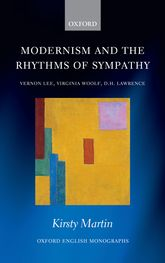 Modernism and the Rhythms of Sympathy