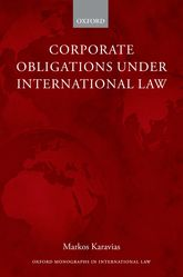 Corporate Obligations under International Law$