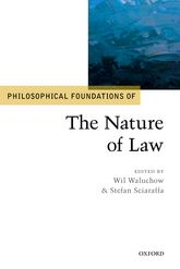 Philosophical Foundations of the Nature of Law$
