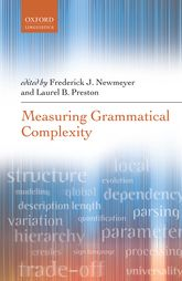 Measuring Grammatical Complexity$