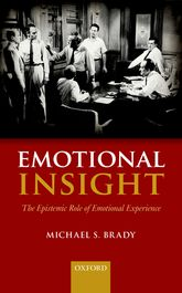 Emotional InsightThe Epistemic Role of Emotional Experience$