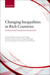 Changing Inequalities in Rich CountriesAnalytical and Comparative Perspectives