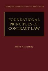 Foundational Principles of Contract Law$