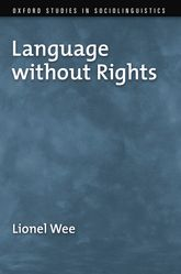 Language without Rights - Oxford Scholarship Online