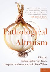Pathological Altruism$