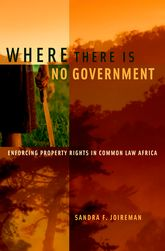 Where There is No Government$