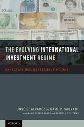 The Evolving International Investment Regime$