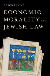 Economic Morality and Jewish Law | Oxford Scholarship Online
