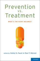 Prevention vs. Treatment – What's the Right Balance? | Oxford Scholarship Online