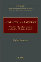Conflicts in a ConflictA Conflict of Laws Case Study on Israel and the Palestinian Territories