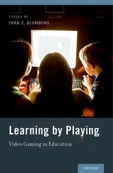 Learning by PlayingVideo Gaming in Education$