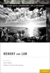 Memory and Law | Oxford Scholarship Online