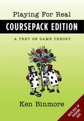 Playing for Real Coursepack Edition – A Text on Game Theory - Oxford Scholarship Online