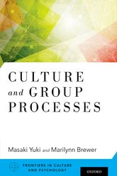 Culture and Group Processes - Oxford Scholarship Online